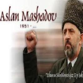 Aslan Mashadov